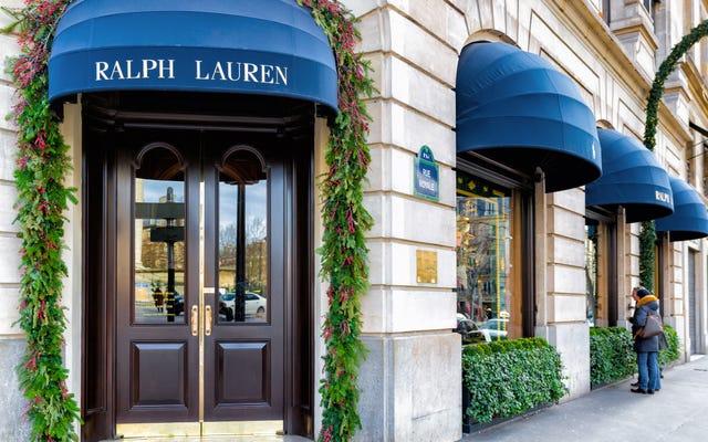 Todo es griego para mí: después de un rechazo y una petición, Ralph Lauren se disculpa con Phi Beta Sigma por 'Chino-gate'
