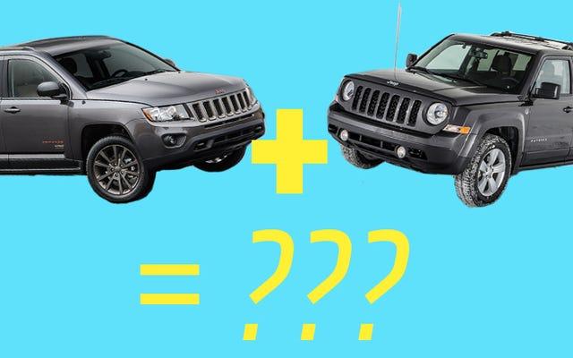 Il prossimo SUV compatto di Jeep sarà una nuova bussola o un nuovo patriota: rapporto