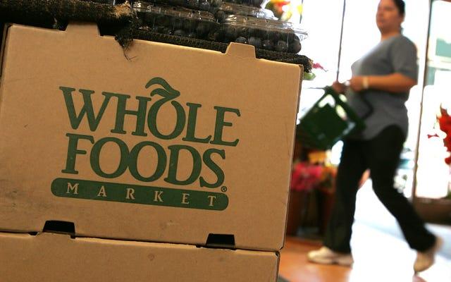 Tüm Gıdalar Şimdi 'Çiftlik Tazesi' Amazon Yankıları Satıyor
