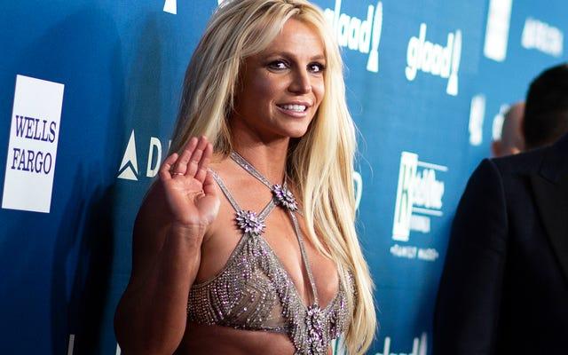 Britney Spears non ha davvero battuto il record del mondo di Usain Bolt