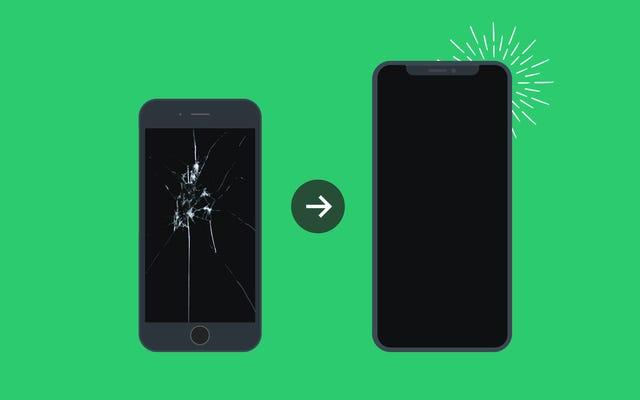 はぎ取られることなくiPhone11にアップグレードする方法