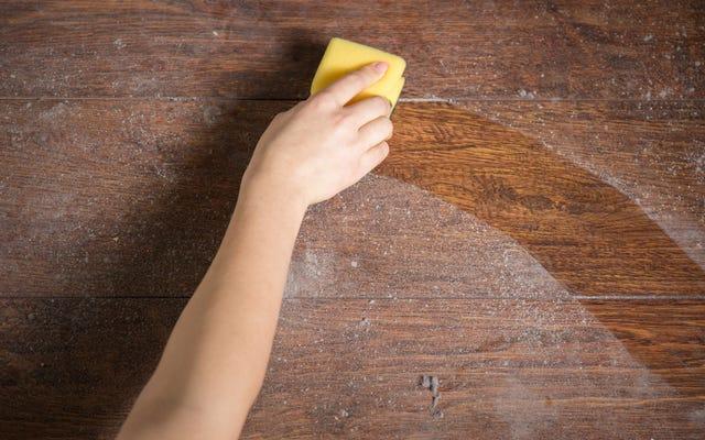 Cómo desempolvar todo en su hogar