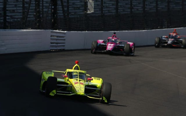 2021 là năm bạn bắt đầu xem IndyCar