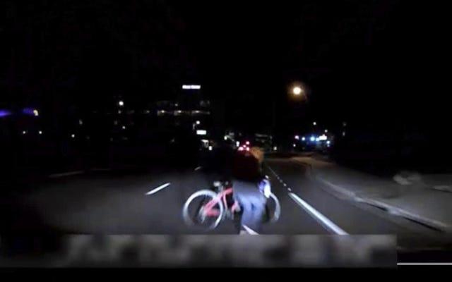 คนขับความปลอดภัยของ Uber ในอุบัติเหตุรถชนคนขับด้วยตนเองถึงแก่ความตายข้อหาฆาตกรรมโดยประมาท