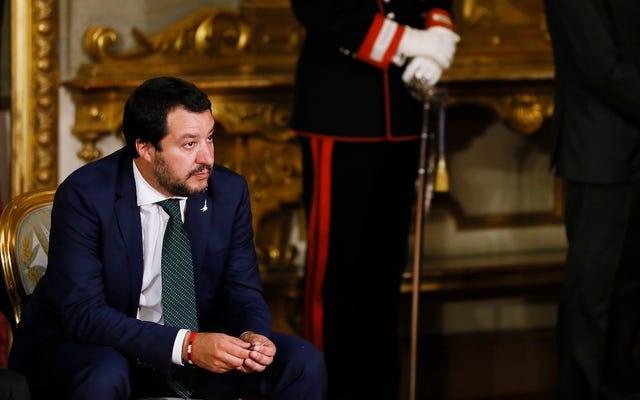 イタリアの内務大臣は、ロマの人々を国外追放するための卑劣でトランプのような計画を発表しました