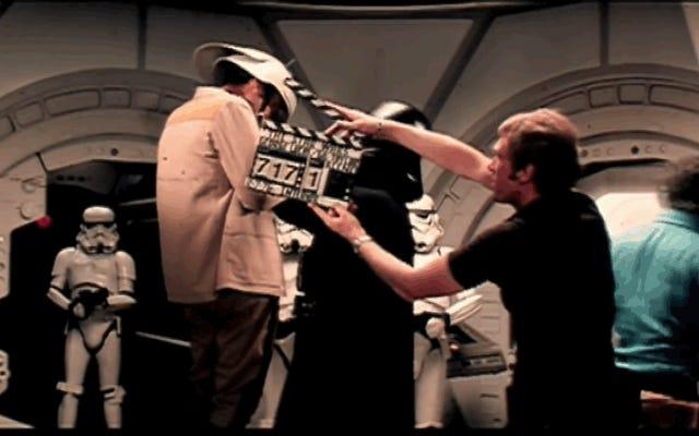 ルーカスが彼を体現した俳優に声をかけていなかったら、スターウォーズでのダースベイダーの声はどうだったでしょう。