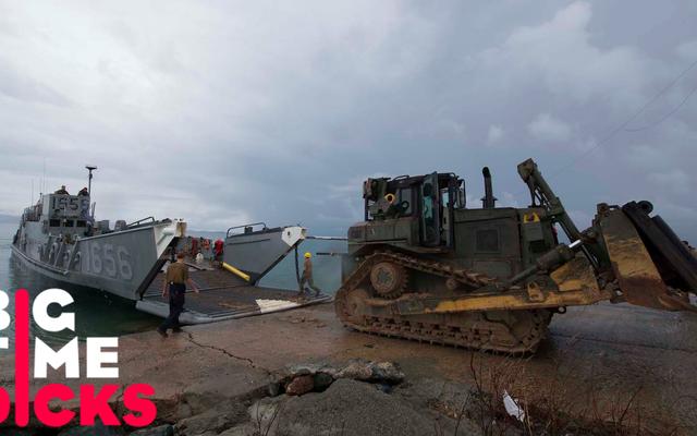 Porto Riko'yu Kurtarmak İçin Neden Federal Yardım Yeterli Değil?