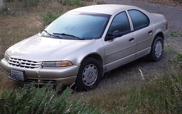 Với $ 700, Liệu Plymouth Breeze 1999 này có bạn trên Cloud Nine không?