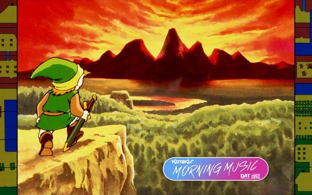 Rien ne me ramène à 1987 comme la légende de Zelda