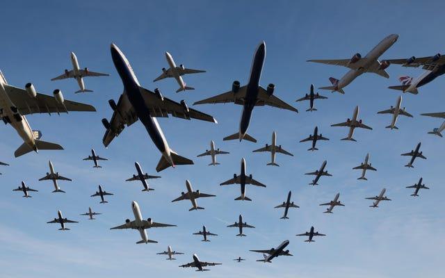 La ONU acaba de facilitar la contaminación de las aerolíneas