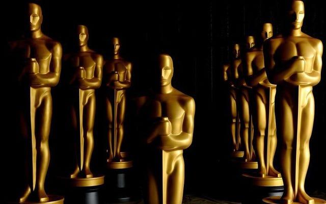 アカデミー賞は、その「古い白人」全体を修正しようとします