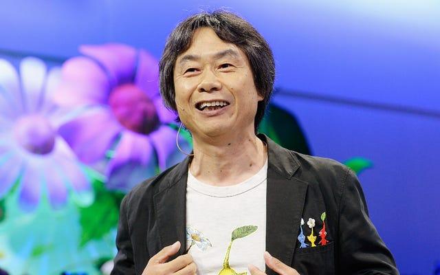 Jésus-Christ: Shigeru Miyamoto a confirmé que chaque commutateur Nintendo est câblé pour exploser si son cœur s'arrête pour une raison quelconque