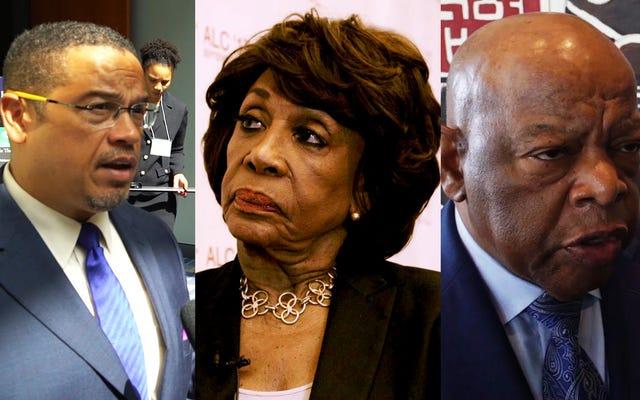 ウォッチ:黒人議員がトランプにどのように抵抗しているか