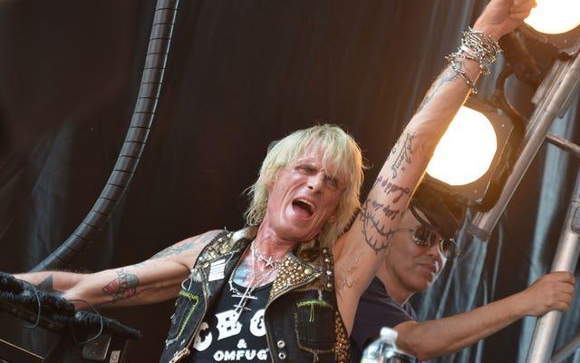 Nhà tạo mẫu Punk Rock và Biểu tượng NYC Jimmy Webb Qua đời ở tuổi 62