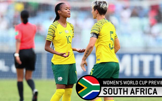 I debuttanti della Coppa del Mondo sudafricani sono già leggende