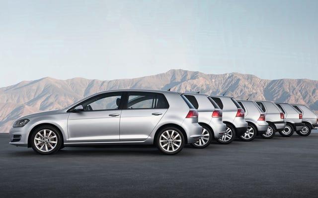 Jaka jest Twoja historia Volkswagena Golfa?