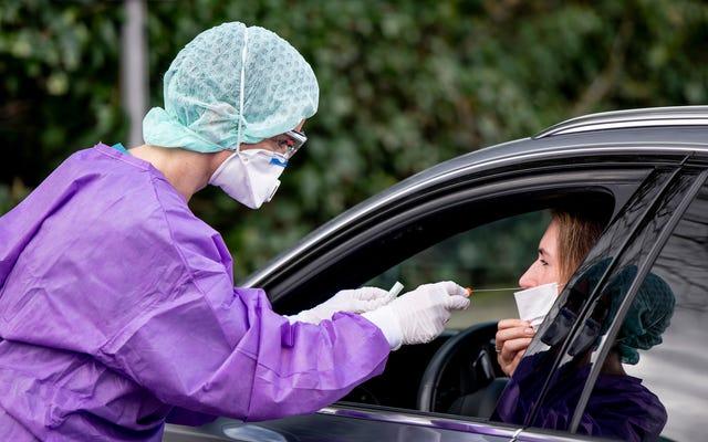 Las pruebas de coronavirus Drive-Thru se abrirán en Colorado, pero los pacientes necesitan una nota del médico