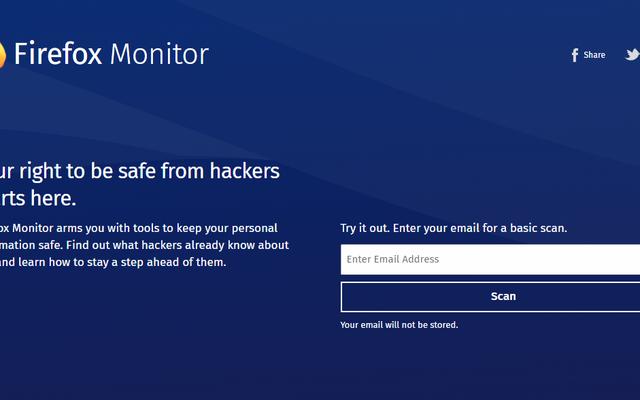 Mantenga sus datos seguros con las herramientas más nuevas de Mozilla