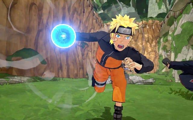 Game Naruto Baru Adalah Tentang Pertarungan Tim Ninja Online Berbasis Kelas