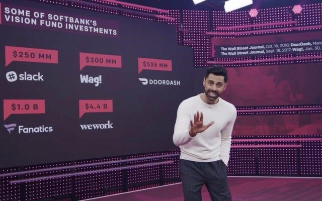 Netflixがサウジアラビアでカショギ殺人とシリコンバレーへの投資を批判するアメリカのテレビエピソードを引っ張る