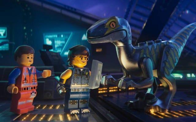 Il team dietro The Lego Movie 2 descrive cosa è successo a quei sorprendenti cameo