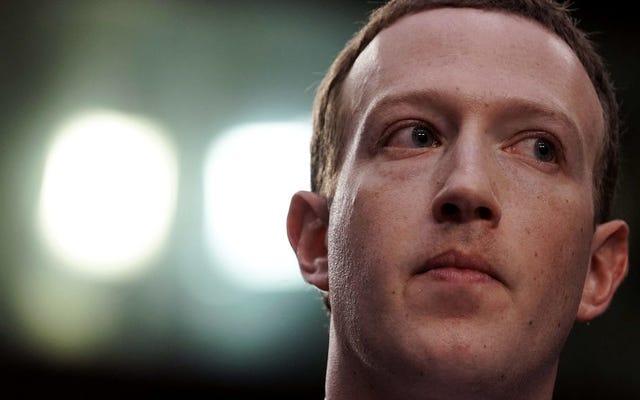 Facebook Sedang Mencoba Membunuh Skandal Privasi Barunya secara Teknis
