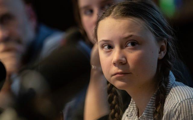 Aktivis Iklim Berusia 16 Tahun Greta Thunberg Telah Dinominasikan untuk Hadiah Nobel Perdamaian