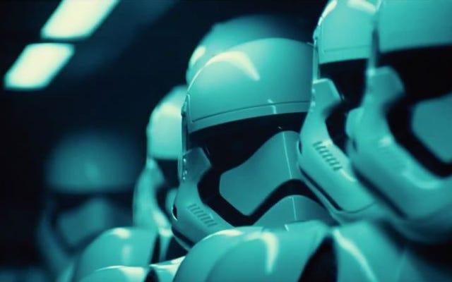 อัปเดต: เรากำลังทำลายจี้ Star Wars ที่เป็นความลับ แต่ไม่ว่าอย่างไรพวกเขาก็อยู่ในหน้ากากสตอร์มทรูปเปอร์