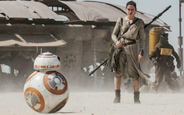 Gwiezdne wojny: Epizod VIII ujawni prawdę o rodzicach Rey