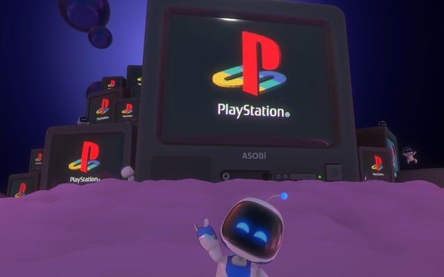 コンソールウォーズでは、アストロのプレイルームは非常に効果的なプレイステーションの宣伝です