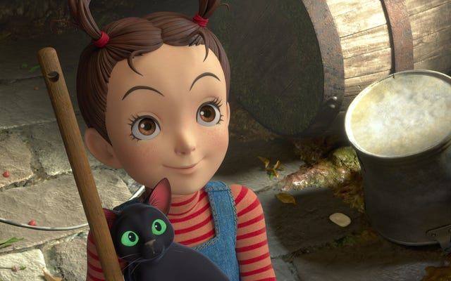 Earwig And The Witch, le premier long métrage de CG du Studio Ghibli, est un bon premier effort
