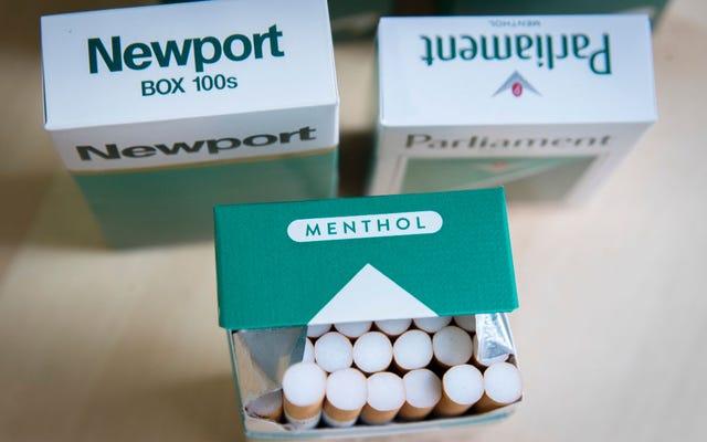 Mentollü Sigaralar, Siyahlara Agresif Bir Şekilde Pazarlandı. Şimdi Kongre Yasaklamak İstiyor