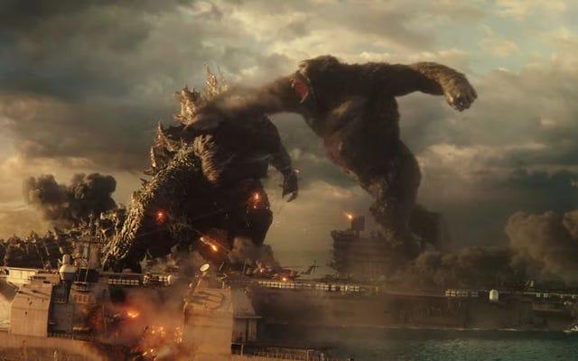 Guillermo del Toro quiere ver a los monstruos de Pacific Rim pelear contra Godzilla y Kong