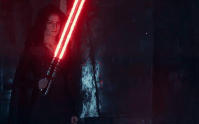 Новый световой меч Рей - это пиковая шумиха о складных гаджетах