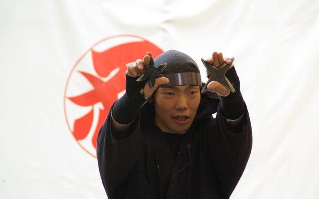 """Tout ce que vous savez sur Ninja est probablement """"faux"""""""