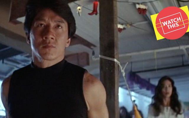 Il grande successo di Jackie Chan a Hollywood è un amabile, campy rombo nel Bronx