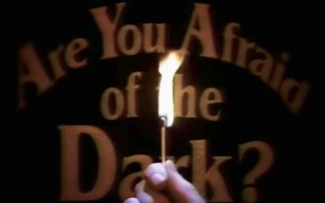 It'in ortak yazarı Midnight Society'nin onayına sunuldu, Are You Afraid Of The Dark?