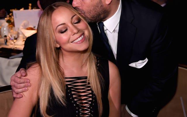 ¿Cómo me siento acerca de este próximo especial de realidad de Mariah Carey?