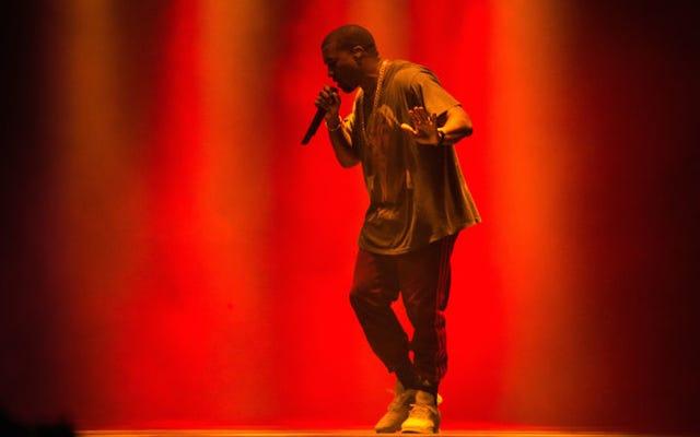 Kanye West ने रद्द किए गए दौरे के लिए $ 10 मिलियन से अधिक की अपनी बीमा कंपनी का मुकदमा किया
