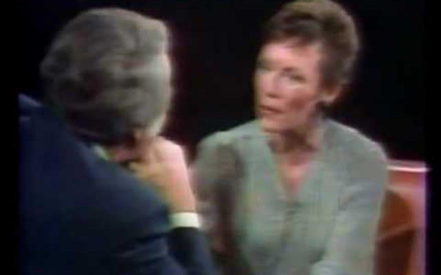 Нэнси Фрайдей, летописец женских сексуальных фантазий в моем тайном саду, умерла