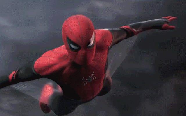家から遠く離れたトレーラーでのスパイダーマンのグローブトロッティングアドベンチャーについて私たちが学んだすべて