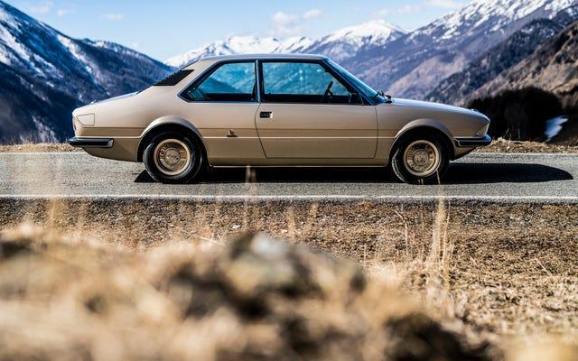 BMWは1970年からヴィラデステのために失われたガンディーニのコンセプトを再現しました