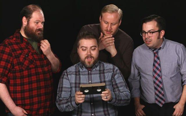 We Hate Moviesのメンバーは、番組の神話を構築するのに役立った3つのエピソードを選びます