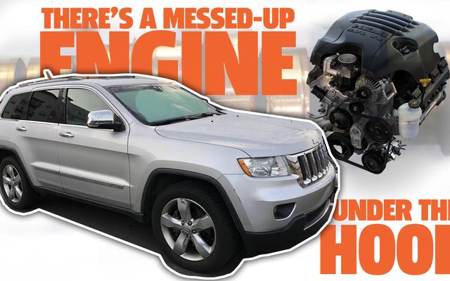 Chrysler đã chế tạo động cơ Hemi với một khiếm khuyết kỹ thuật lớn và tôi có thể cố gắng kiếm lợi nhuận từ nó