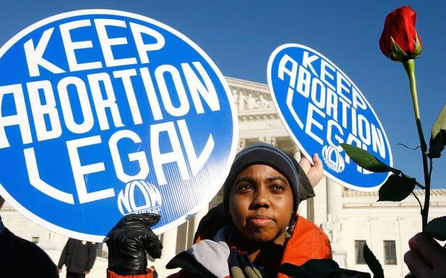 एसीएलयू ने अर्कांसस पर कानून के तहत मुकदमा दायर किया, जिसके लिए बलात्कार पीड़ितों को गर्भपात से पहले बलात्कारियों की अनुमति की आवश्यकता हो सकती है
