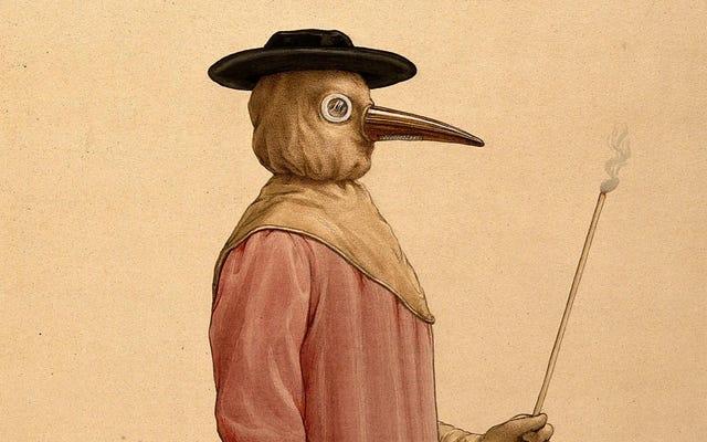医療用フェイスマスクの簡単な歴史