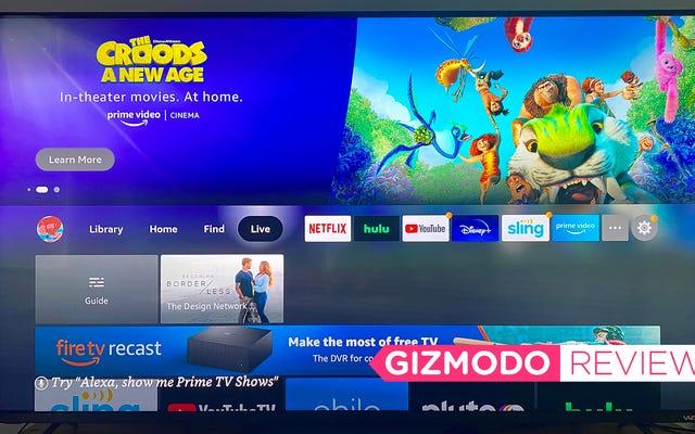 新しいFireTVがついにまともなストリーミング体験を提供