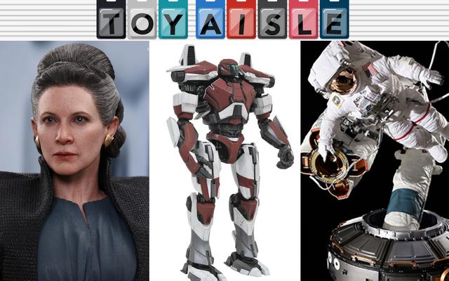 Robot Pacific Rim yang Cantik, dan Lebih Banyak Mainan Yang Mungkin Terlambat untuk Ditambahkan ke Daftar Natal Anda Minggu Ini