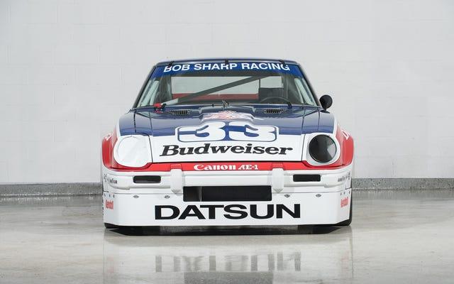 Ai mua Datsun 280ZX đoạt chức vô địch của Paul Newman thì nên đua ngay lập tức