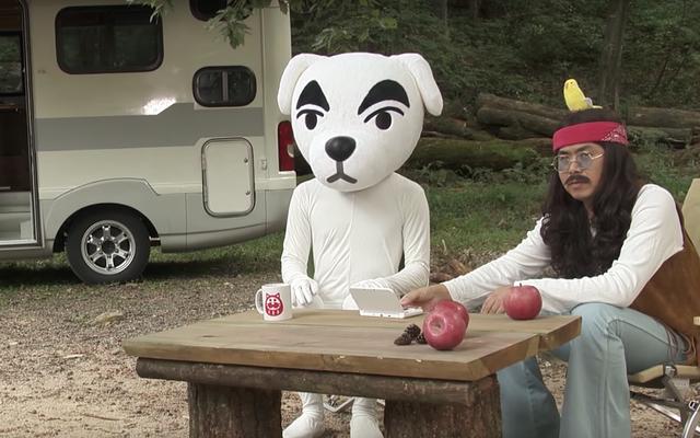 """La versione di Animal Crossing della """"modalità Sicko"""" è un Bop"""